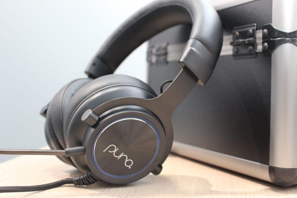 PuroGamer 頭戴式電競耳機