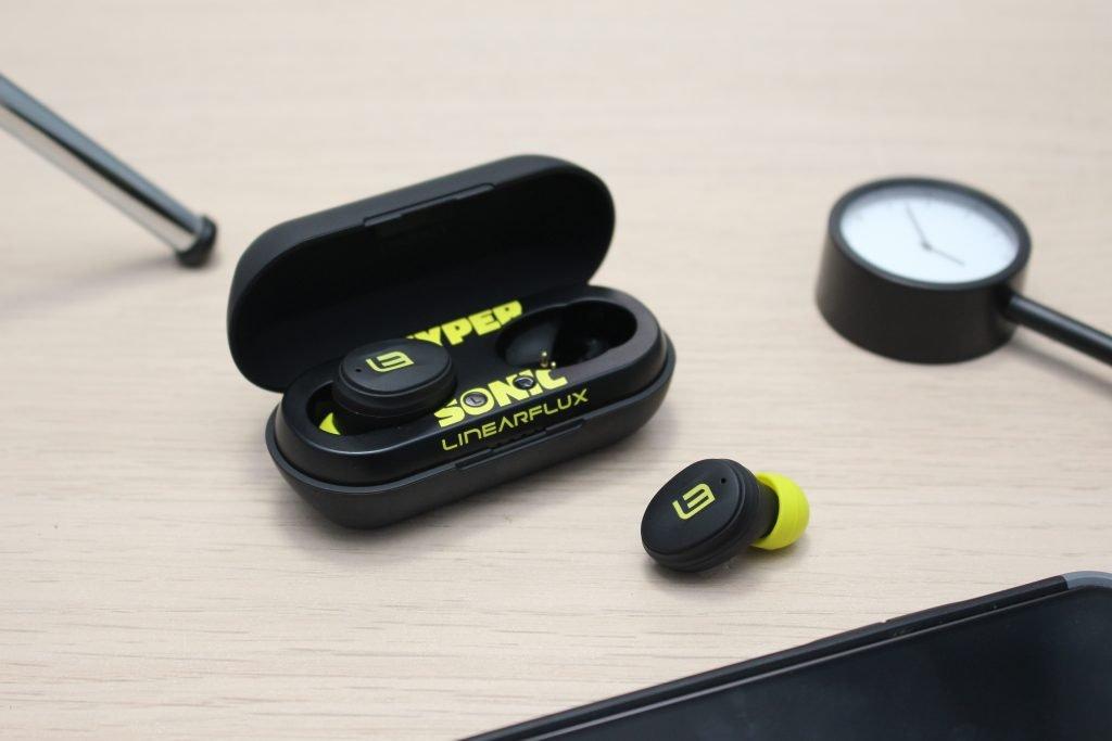 LinearFlux HyperSonic Lite 真無線藍牙耳機