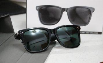 Ausounds AU-Lens 藍牙音樂智能眼鏡