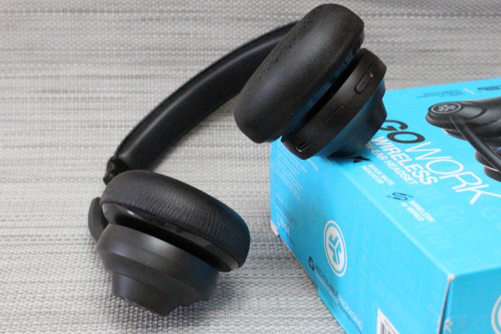 JLab Go Work 頭戴式藍牙工作耳機