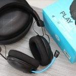 JLab Play Pro 頭戴式藍牙電競耳機