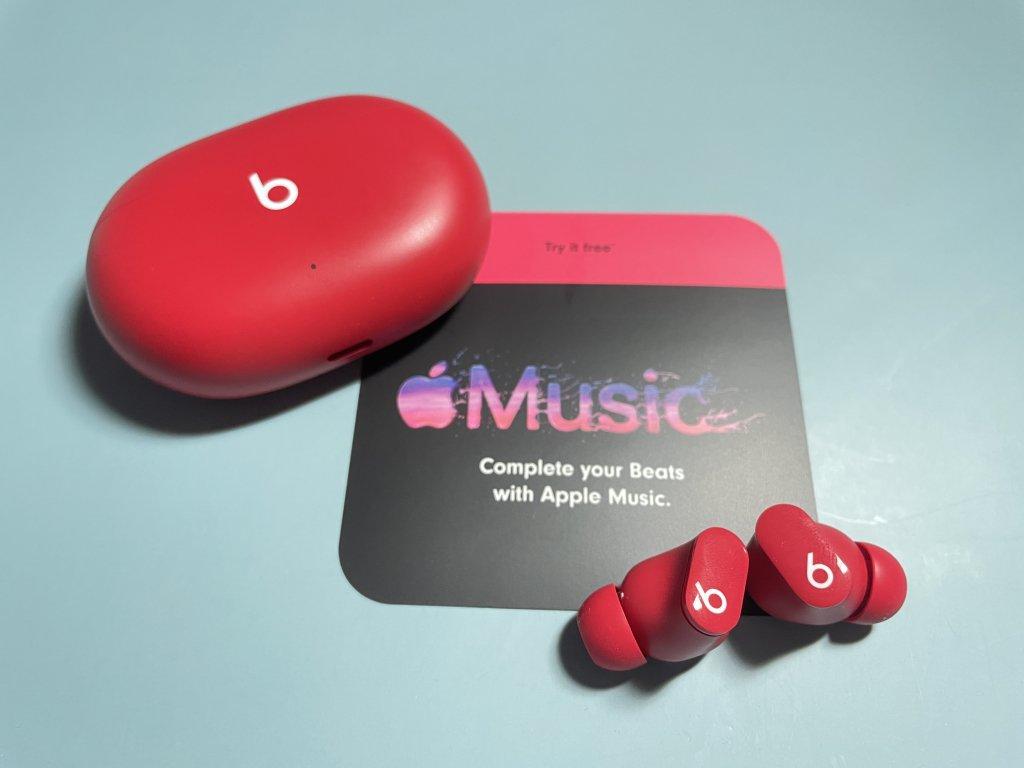 Beats Studio Buds降噪真無線藍牙耳機