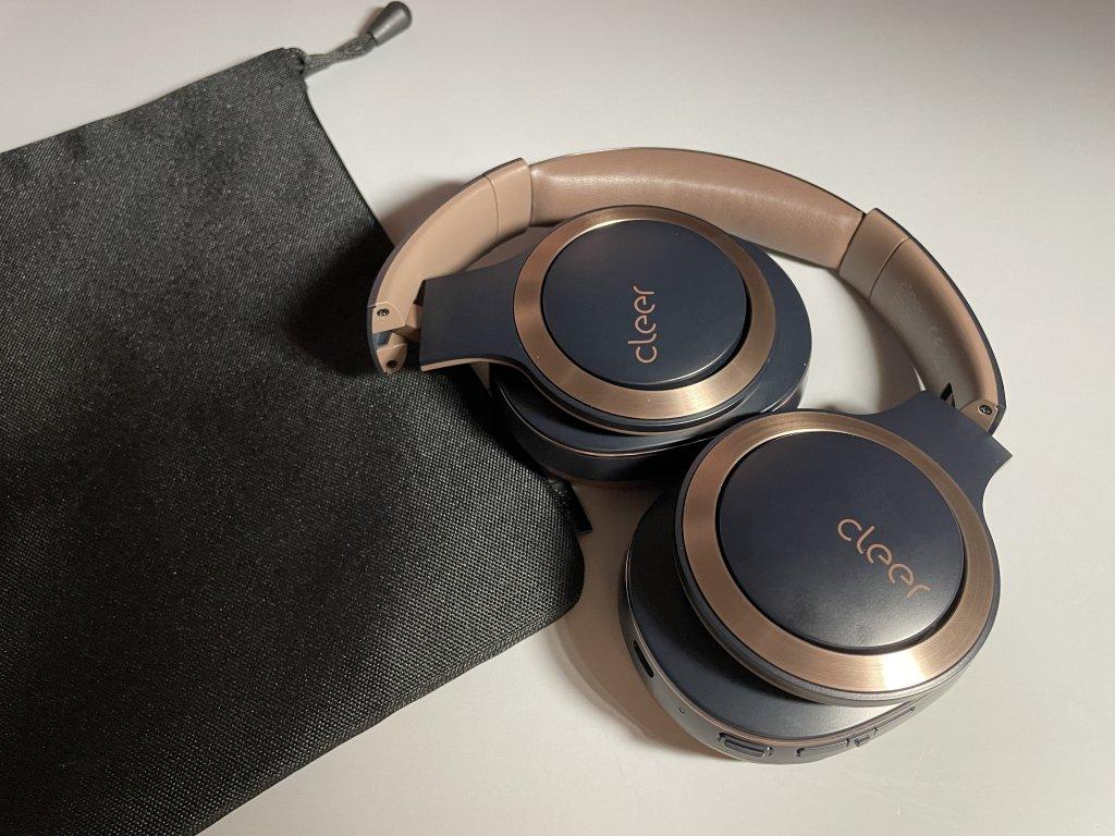 Cleer Enduro ANC頭戴式降噪藍牙耳機